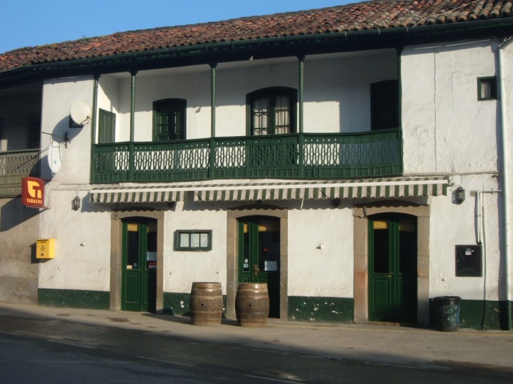 Casa Laureano. Fachada