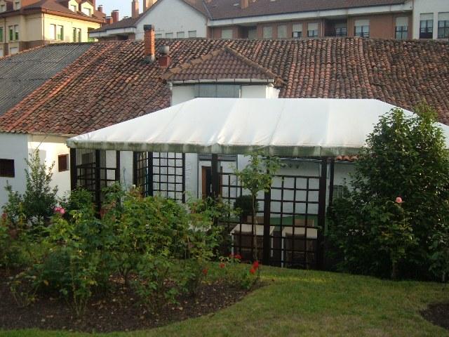 Terraza Casa Laureano